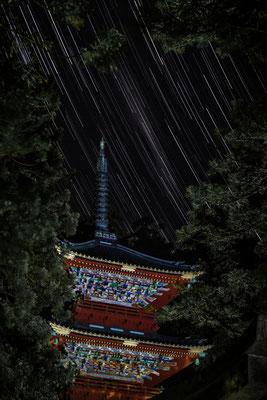 星霜を経て  栃木県日光東照宮