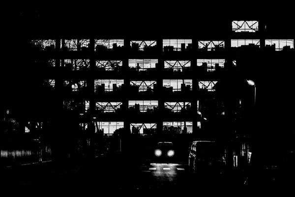 仕事始めの初残業 首都圏ブロック撮影会      撮ろう「川越の正月」【入選】