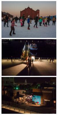 ヨコハマタソガレ  横浜市