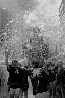 心踊る、水躍る  2018年第35回埼玉写真サロン     【準特選】  東京都江東区