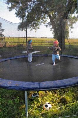 Ein Paradies für Kinder auf Oldewurtels Ferienhof