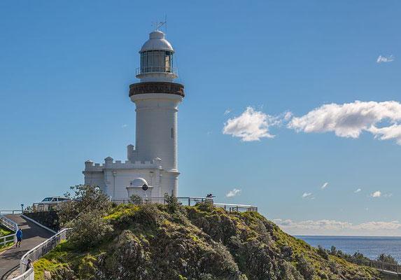 Der berühmte Leuchtturm von Byron Bay