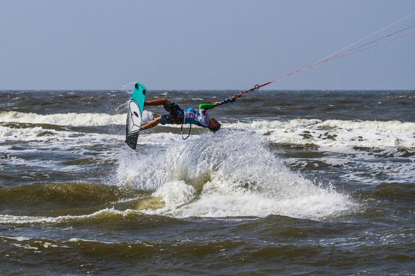 SPO ist der beste Kitesport in Nordeuropa