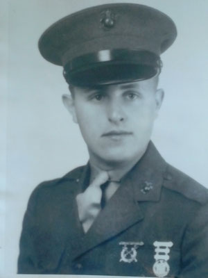 Charles R. Perry Sgt USMC - 2014