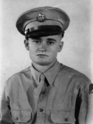 PFC Jerome Katz killed during the Allied invasion of southern France Aug. 15, 1944 at 19th. He was awarded the Purple Heart posthumously.