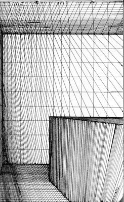 Sovrapposizione di sovrastrutture_china su taccuino_140x90 mm_2012