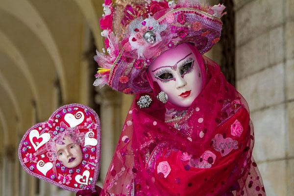 #Carnaval de Venise - #Masques de Venise - #Venise 2014 - #Dominique #MAYER - #Photographie - www.dominique-mayer.com