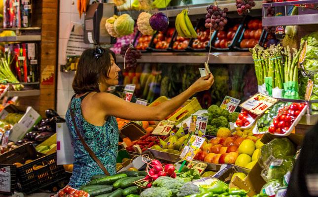 Marchés à Séville - Les rues de Séville - Flâner à Séville - Séville en Espagne - Photos de Séville - Vacances en Espagne - Dominique MAYER - www.dominique-mayer.com