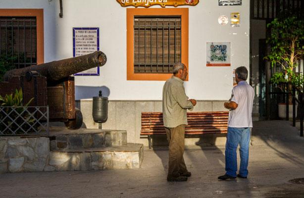 Village de Lanjaron, Sierra Nevada en Espagne - Flâner en Espagne - Paysages d'Espagne - Vacances en Espagne - Dominique MAYER - www.dominique-mayer.com