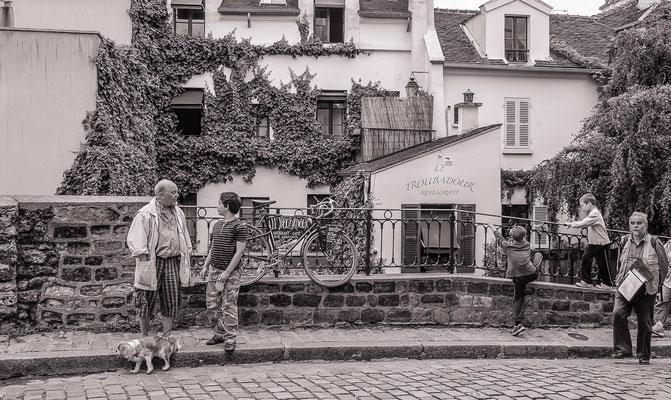 Les rues de Paris - #Paris - #Photos de Paris - #Paysagesurbains - #DominiqueMAYER - www.dominique-mayer.com