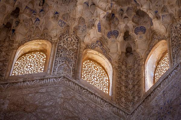 L'Alhambra à Grenade en Espagne - Flâner à Grenade - Grenade en Espagne - Photos de Grenade - Architecture à Grenade - Vacances en Espagne - Dominique MAYER - www.dominique-mayer.com