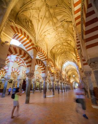 Cathédrale Mezquita de Cordoue - Les rues de Cordoue - Cordoba - Badauds - Flâner à Cordoue - Cordoba en Espagne - Photos de Cordoue - Architecture de Cordoue - Vacances en Espagne - Dominique MAYER - www.dominique-mayer.com
