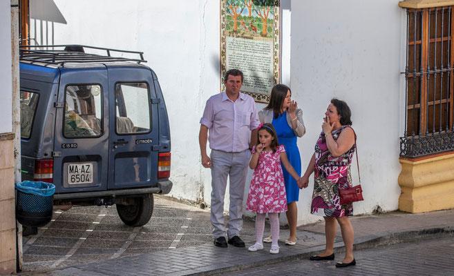 Les rues de Montejaque - Badauds - Flâner à Montejaque - Montejaque en Espagne - Photos de Montejaque - Vacances en Espagne - Dominique MAYER - www.dominique-mayer.com