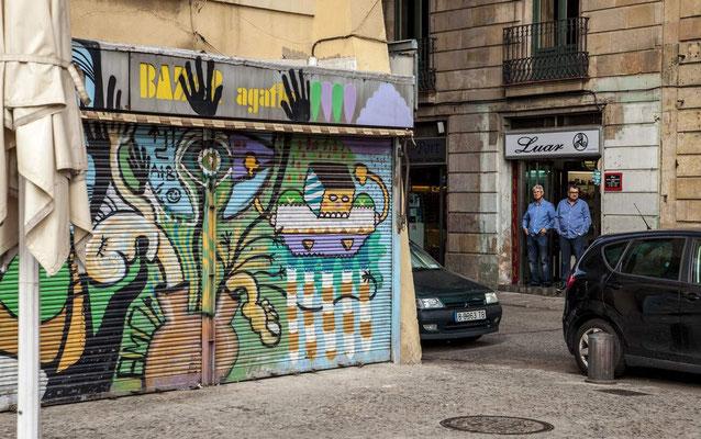 Barcelone en Espagne - Photos de villes - Paysages urbains - Vacances en Espagne - Architecture de Barcelone - Dominique MAYER - www.dominique-mayer.com