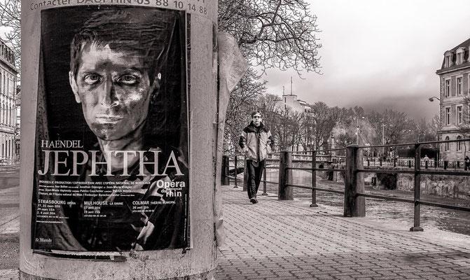 #Les quais - #Strasbourg - #Photos de Strasbourg - #Paysages urbains - #Photos de rues - #Dominique MAYER - www.dominique-mayer.com