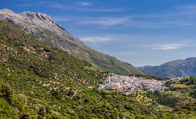 Montejaque - Badauds - Flâner à Montejaque - Paysages d'Espagne - Photos de Montejaque - Vacances en Espagne - Dominique MAYER - www.dominique-mayer.com