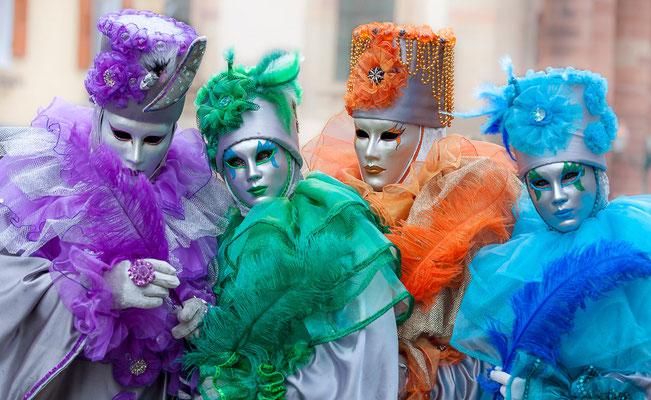 #Carnaval de Venise - #Masques de Venise - #Rosheim 2014 - #Dominique #MAYER - #Photographie - www.dominique-mayer.com