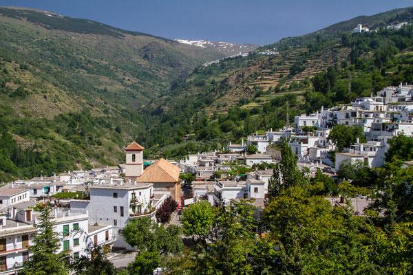 Village de Pampaneria, Sierra Nevada en Espagne - Flâner en Espagne - Paysages d'Espagne - Vacances en Espagne - Dominique MAYER - www.dominique-mayer.com