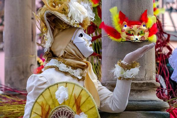 #Carnaval de Venise - #Masques de Venise - #Rosheim 2011 - #DominiqueMAYER - #Photographie - www.dominique-mayer.com