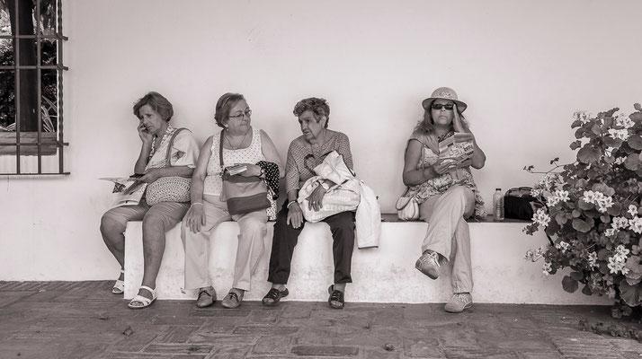 #Bancspublics - #Cordoba #Espagne  - #Dominique MAYER - #Photographie - www.dominique-mayer.com