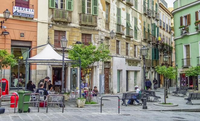 #Cagliari - Photos de #Sardaigne - La #Sardaigne - Dominique MAYER - www.dominique-mayer.com