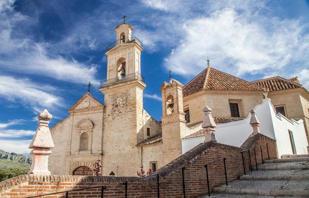 Ville d'Antequera en Espagne - Photos d'églises en Espagne - Photos de paysage en Espagne - Vacances en Espagne - Dominique MAYER - www.dominique-mayer.com