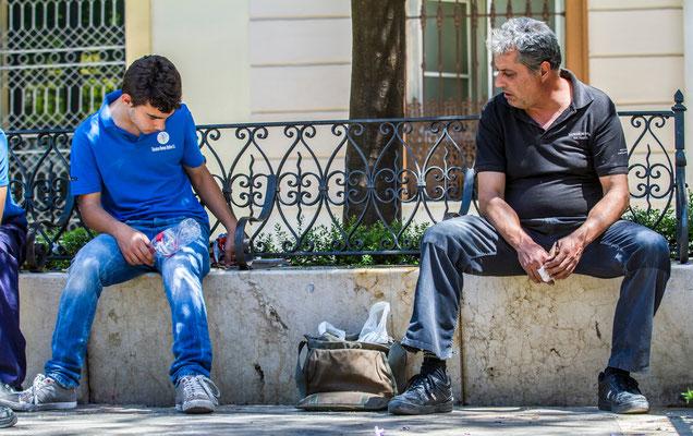 Les rues de Séville - Flâner à Séville - Séville en Espagne - Photos de Séville - Vacances en Espagne - Dominique MAYER - www.dominique-mayer.com