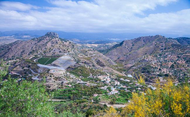 Province de Malaga en Espagne - Photos de nature - Photos de paysage en Espagne - Vacances en Espagne - Dominique MAYER - www.dominique-mayer.com