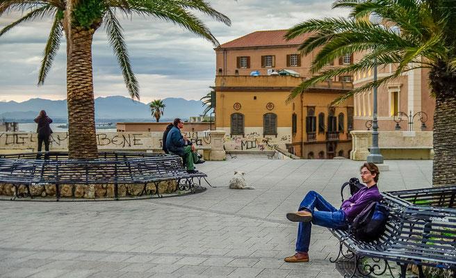 #Cagliari - Photos de Sardaigne - La Sardaigne - Dominique MAYER - www.dominique-mayer.com