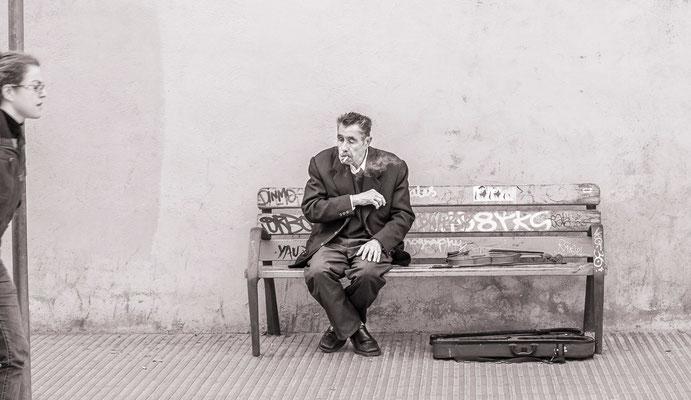 #Bancspublics - #Barcelona #Espagne - #DominiqueMAYER - #Photographie - www.dominique-mayer.com