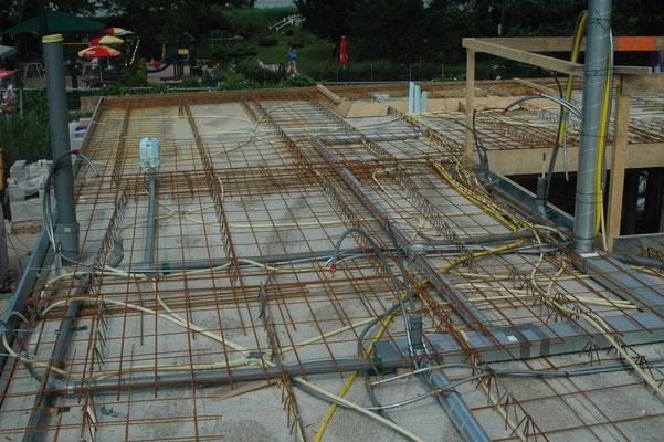Aanleg diverse installaties nieuwbouw Muiderberg