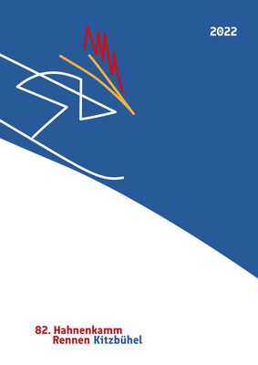 Einreichung Plakatwettbewerb für Hahnenkammrennen 2022