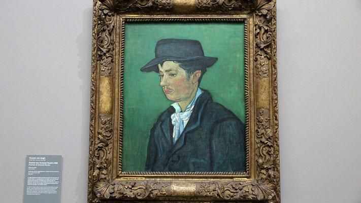 Van Gogh au musée Boijmans van Beuningen