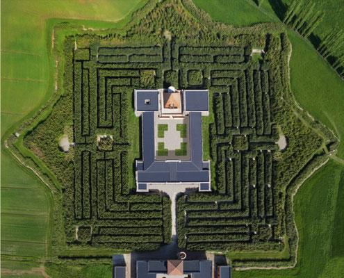 labirinto della Masone, Parme