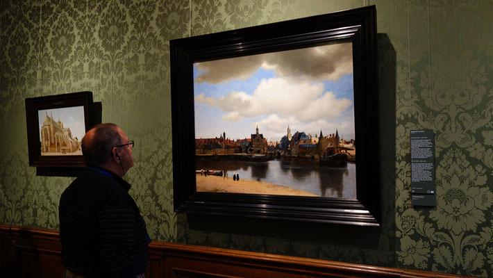 Vermeer au Mauritshuis