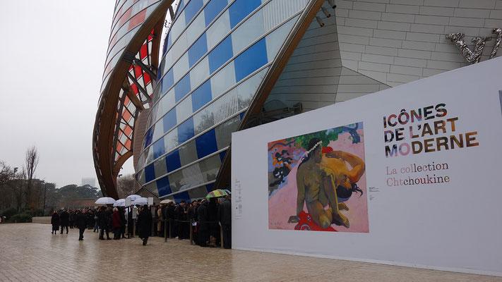 Exposition Chtchoukine le 10 février 2017