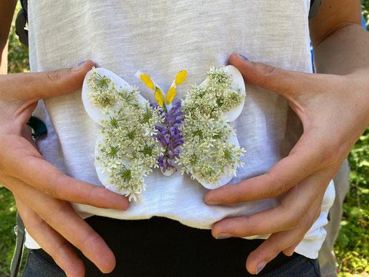 Foto: Blütenschmetterling, B. Rahimi, NABU