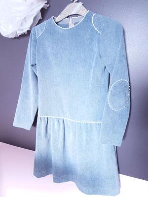 robe pepsi#2_hors seri spécial couture modes et travaux