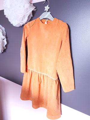 robe pepsi#1_hors seri spécial couture modes et travaux