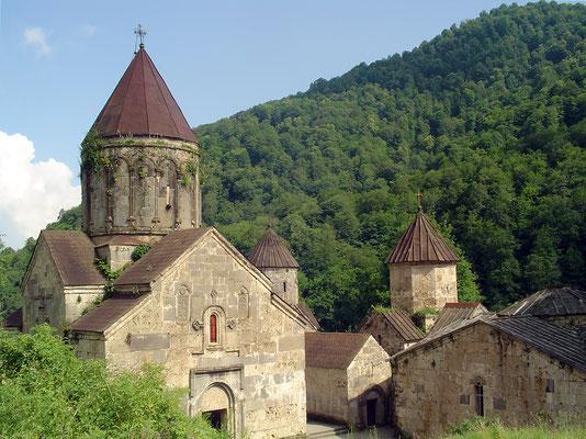 Monastero di Hagarzin - Armenia