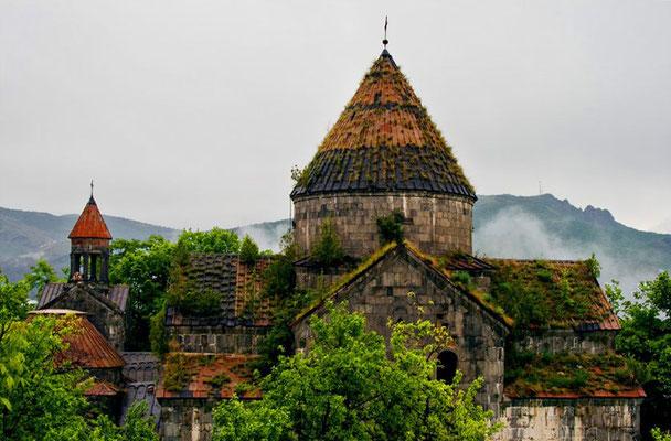 Monastero di Sanahin - Armenia