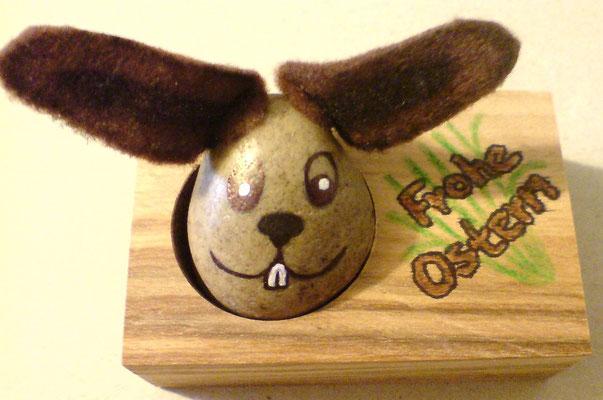 Holz,Stein und Filz - kleine Osteridee