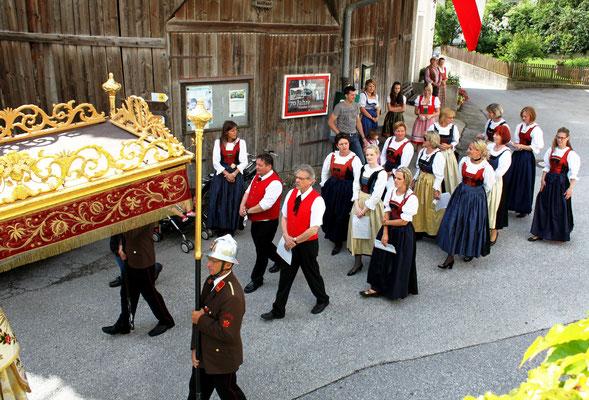 Herz-Jesu, Flaurling, 14.06.2015