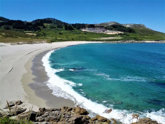 Strand in Muxia