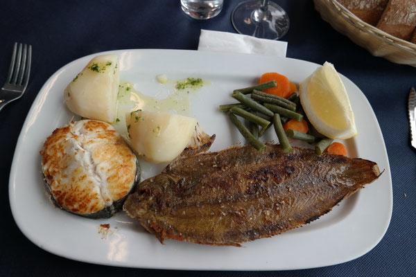 2. Gegrilter Fisch