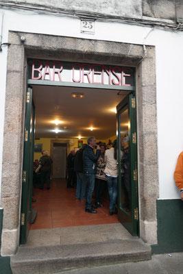 Geheimtipp Bar Ourense