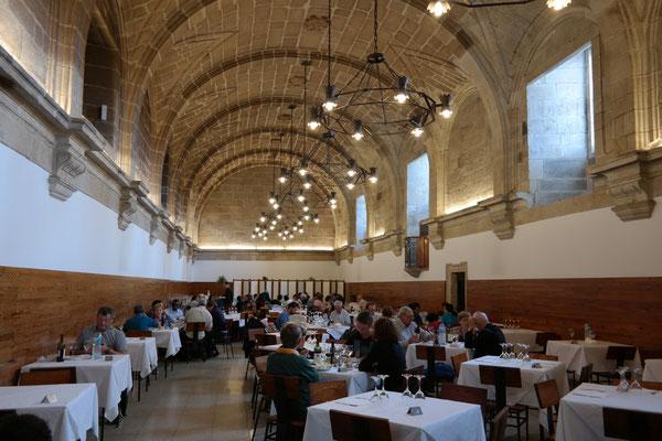Speisesaal in Seminario Mayor