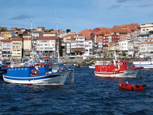 Hafen von Finisterre
