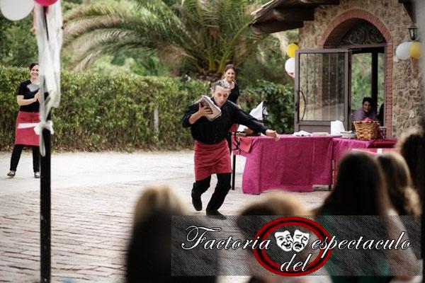 camareros falsos Tarragona