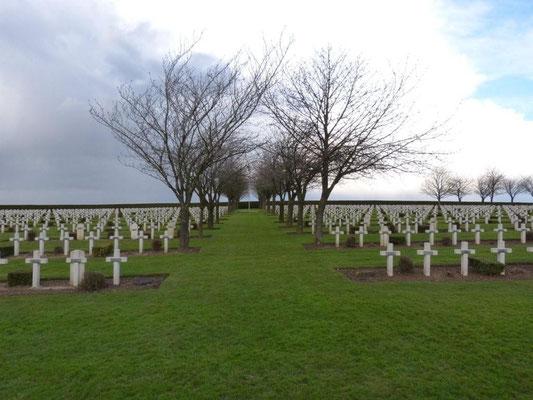 Rancourt Military Cemetery